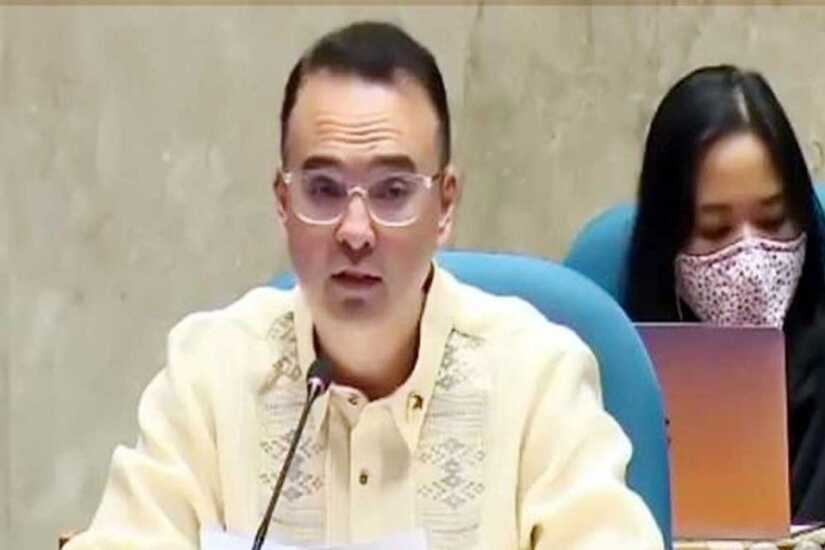 SPEAKER Alan Peter Cayetano urged the Department of Foreign Affairs and Department of Labor and Employment.