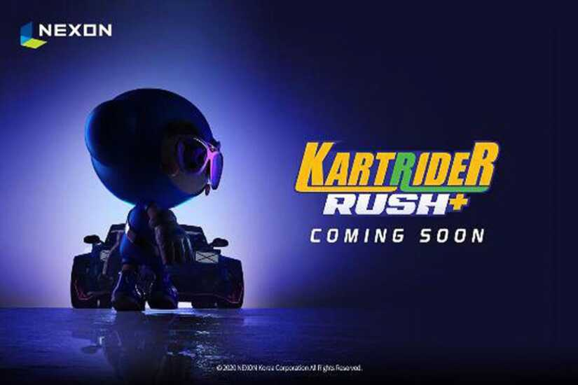 KartRider Rush+ Set to Speed Onto Mobile Devices