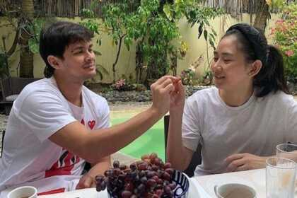 Sarah a satisfied, thankful wife to Matteo