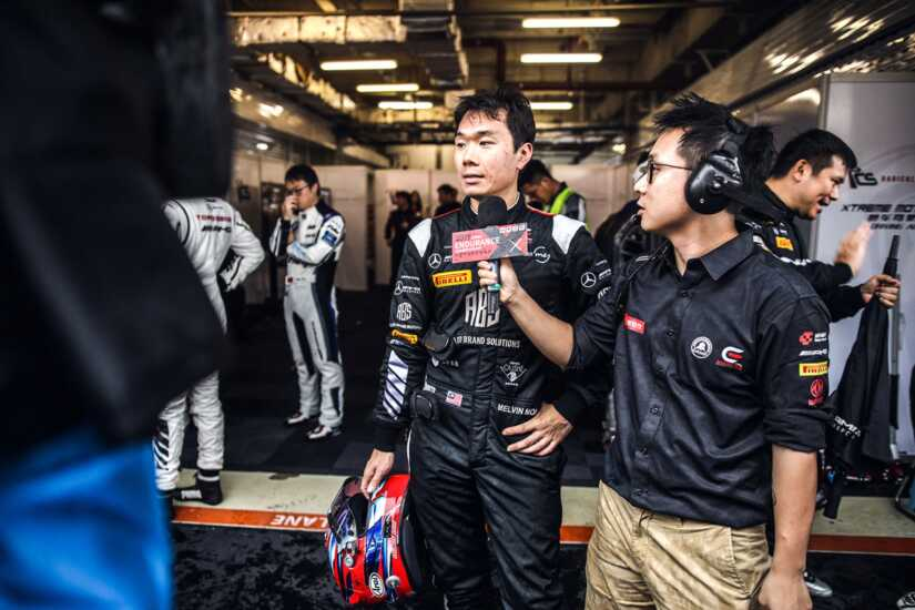 MotorSport Media: CTVS CEC 2019 Moh Interview