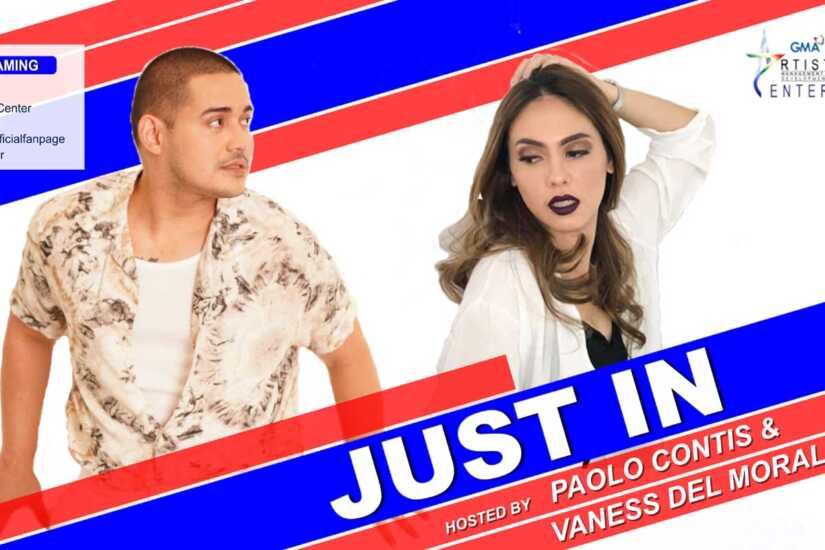 Paolo Contis and Vaness del Moral