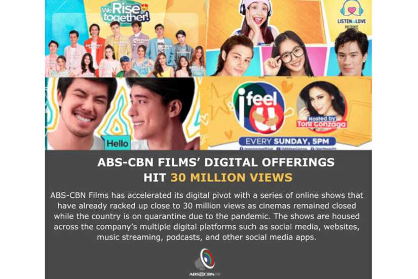 ABS-CBN Films Digital Offerings