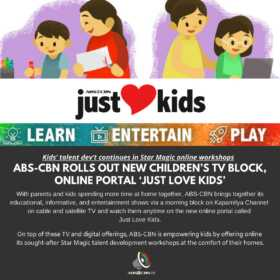 ABS-CBN : Just-Love-Kids