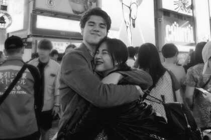 Janella Salvador and Marcus Paterson
