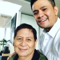 Ogie Alcasid and his dad