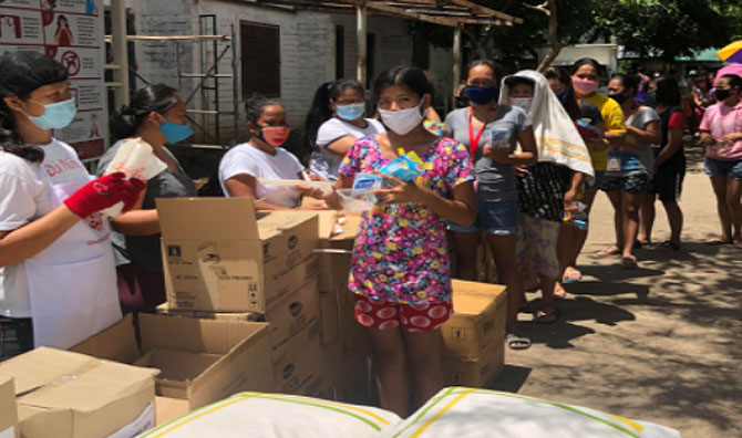 Rise Against Hunger Beneficiaries