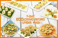 Ajinomoto: 7-Day EGGciting Recipes