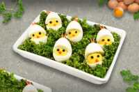 Cute Boiled Eggs