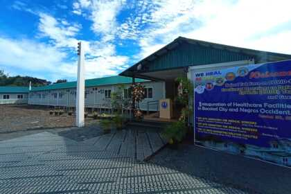 DPWH: COVID-19 Facilities Bacolod City and Negros Occidental