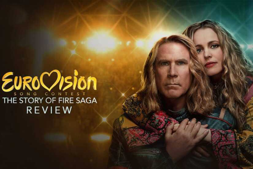 Eurovision Song Contest: Story of Fire Saga