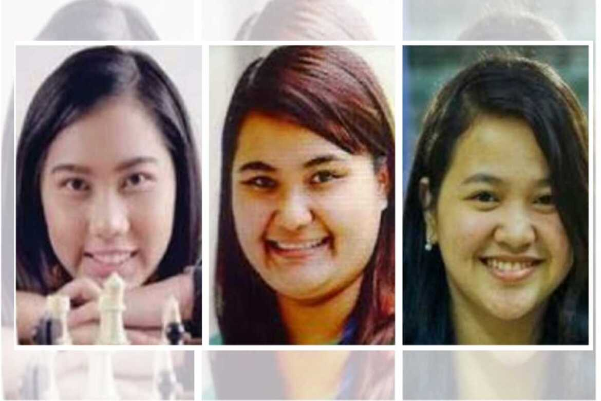 Filipina chess players