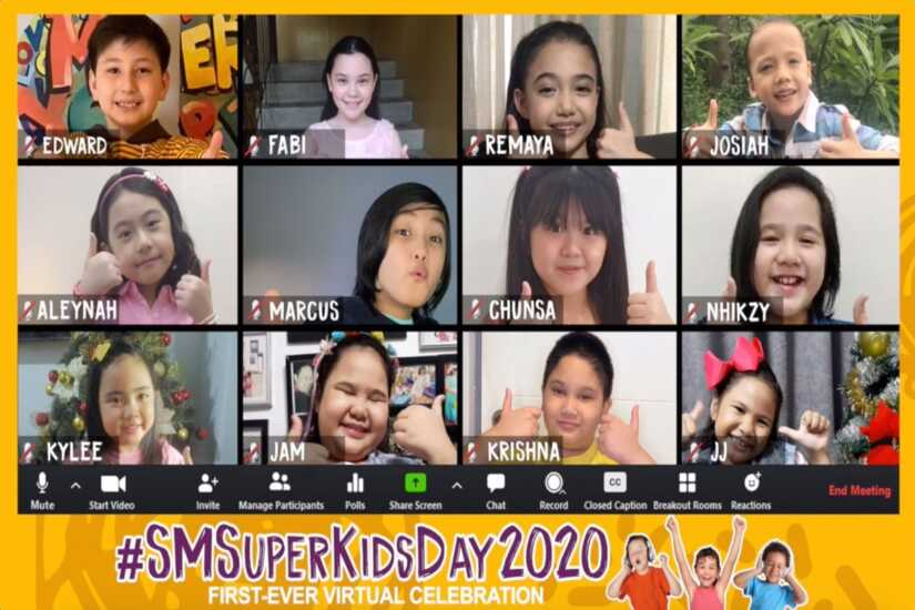 Generation Zoom at SuperKids Day 2020