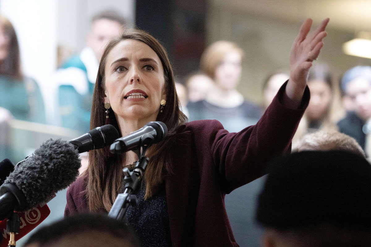 Jacinda Ardern set for historic election win in Covid-free