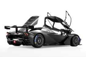 MotorSportMedia: KTM XBow GTX Rear Open