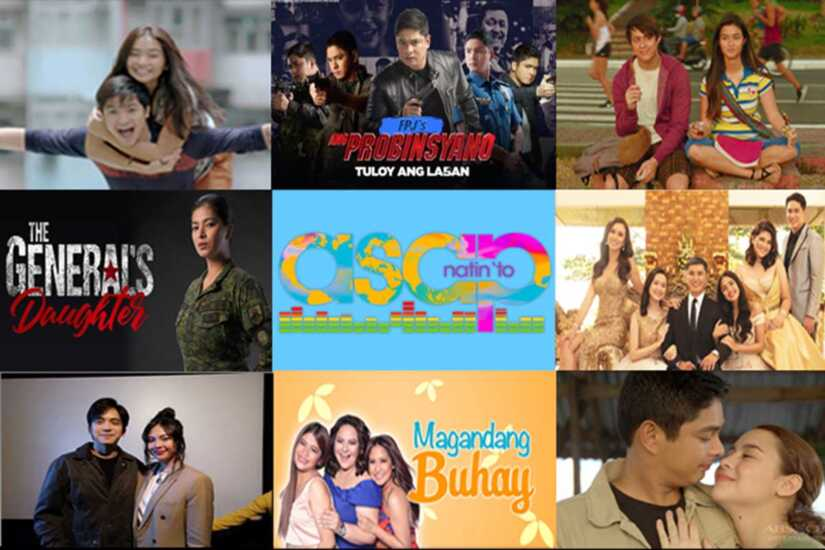 Abs-cbn shows