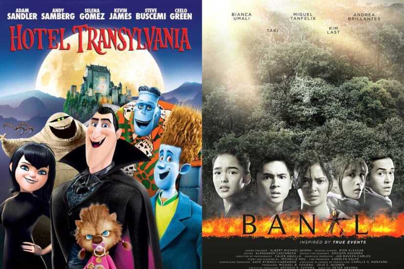 Hotel Transylvania and Banal