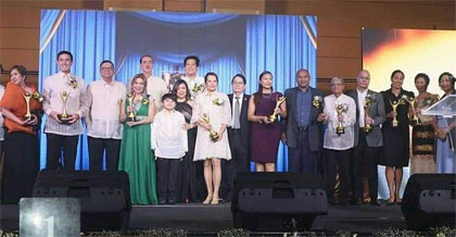 Hall of Fame awardees