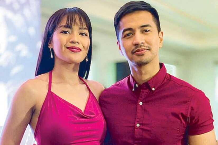 Jane Oineza and RK Bagatsing