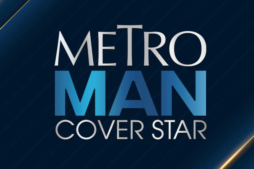 Metro man cover star