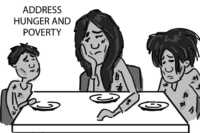 Hunger & poverty