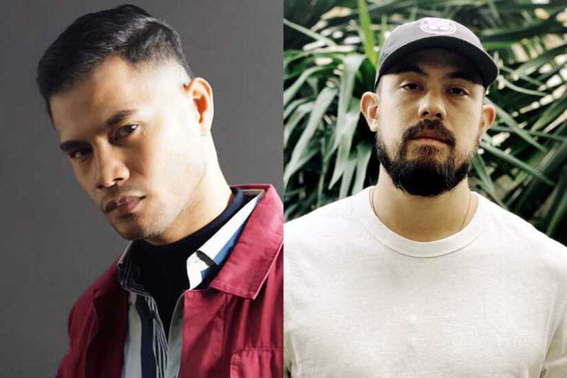 Bugoy, Moophs release collab single 'Tied'