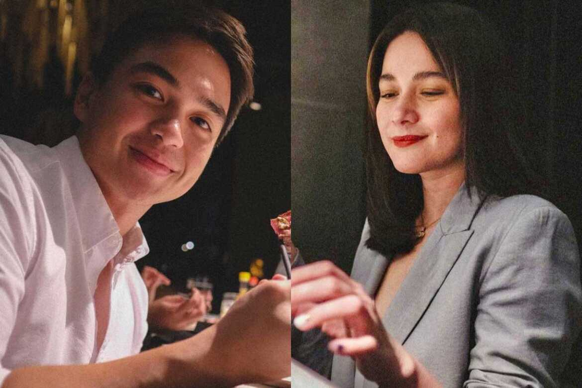 Dominic Roque and Bea Alonzo