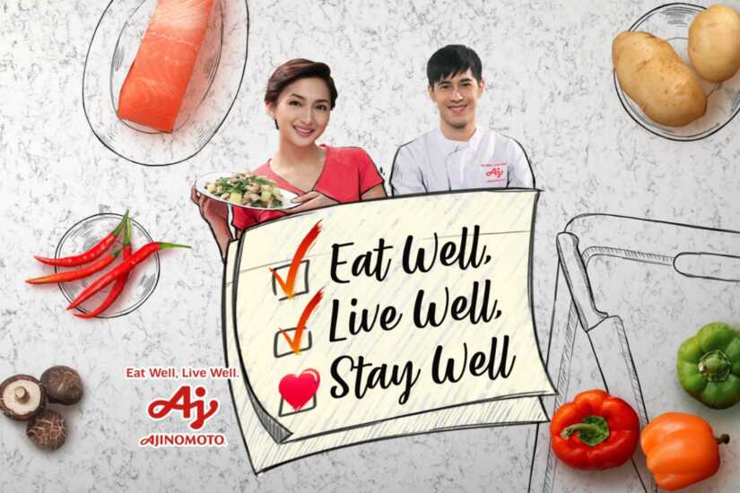 Eat Well, Live Well. Stay Well