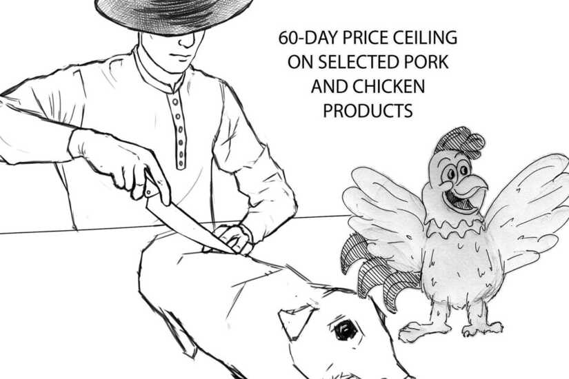 60 day price ceiling