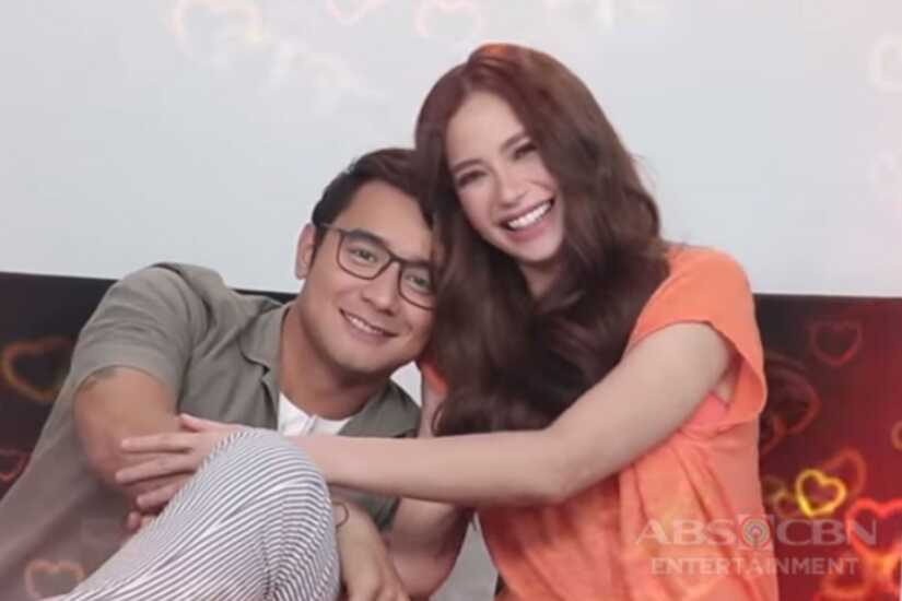 Arci Munoz and JM de Guzman
