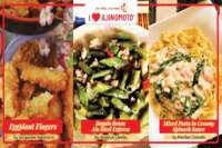 Ajinomoto cookbook campaign