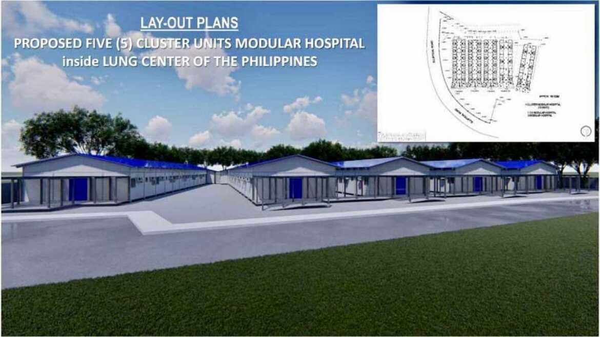 DPWH: Lung Center